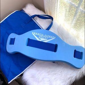 {3/$25} Speedo aquatic fitness belt, tote bag